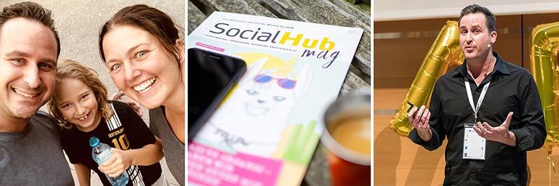 Socialmedie Family - Michael Kiechle