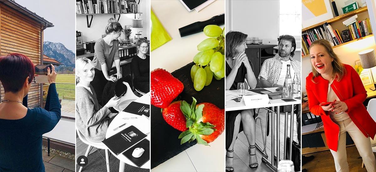 Online Marketing Instagram Facebook Workshop Allgäu Berlin